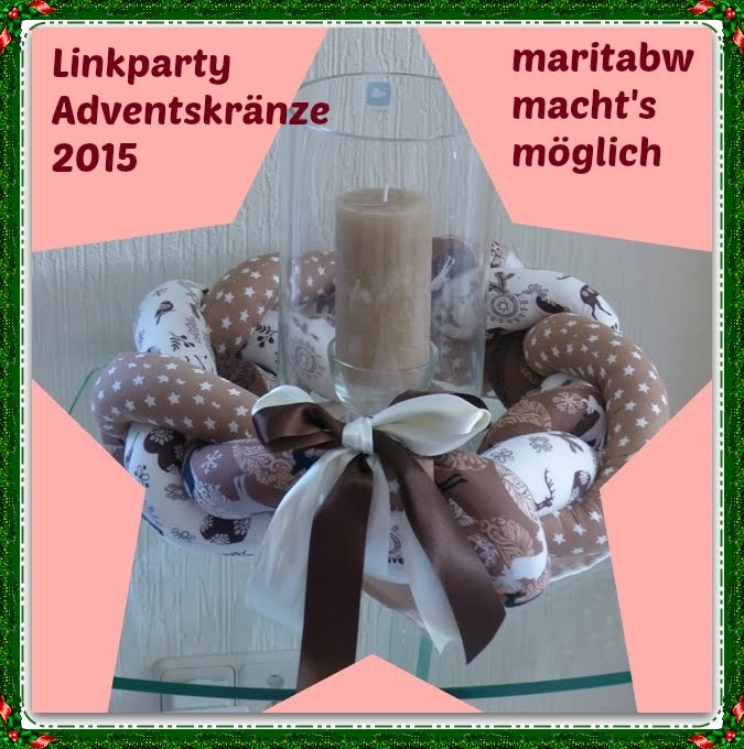 Linkparty Adventskränze