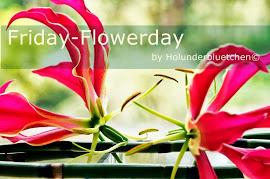 Freitags-Blumentag