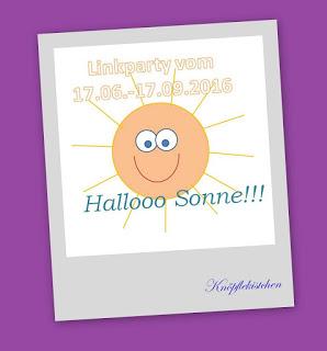 Hallooo Sonne!!!